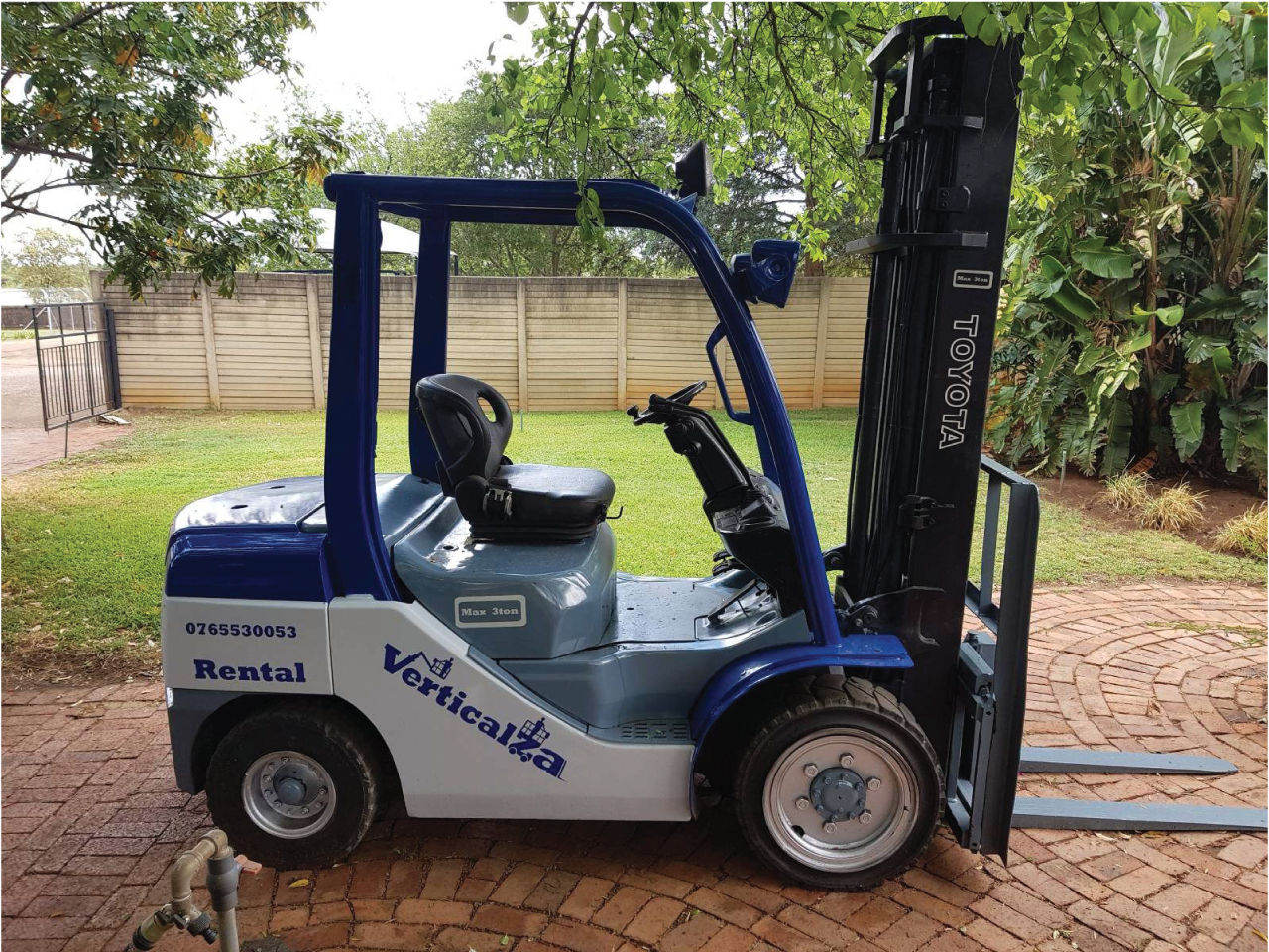 Toyota-Forklift-3-Ton-Hire