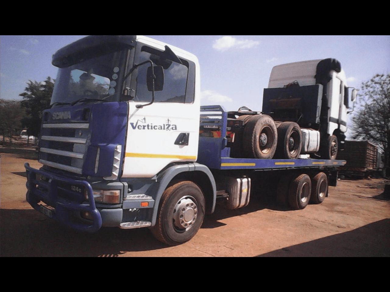 Rollback-Transport